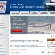 Talbot County DES