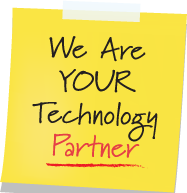 We Are Your Technology Partner