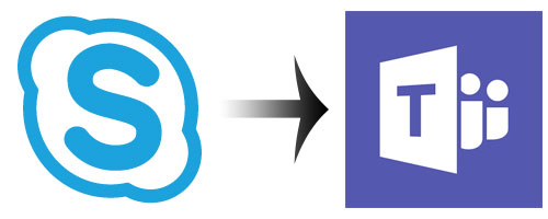 Microsoft Teams is Replacing Skype for Business - Vantage Point